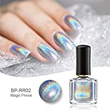 Born Pretty 6ml Holographic Nagellack Shining...