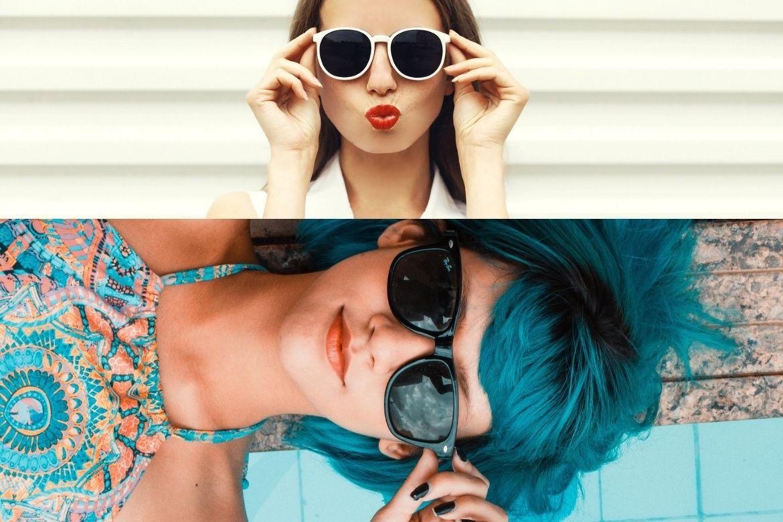 Sonnenbrille Gesichtsform